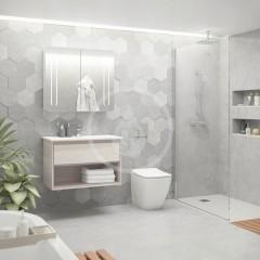 Ideal Standard Stojící WC, AquaBlade, s Ideal Plus, bílá T2968MA