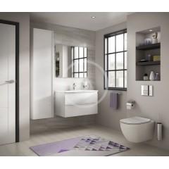Ideal Standard Závěsné WC se sedátkem SoftClose, AquaBlade, bílá T354601