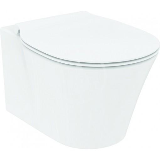 Ideal Standard Závěsné WC se sedátkem SoftClose, AquaBlade, bílá E008701