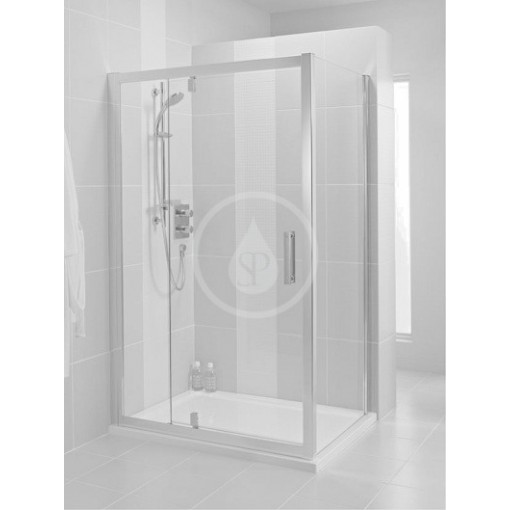 Ideal Standard Sprchové dveře 1200 mm, lesklá stříbrná/čiré sklo L6364EO
