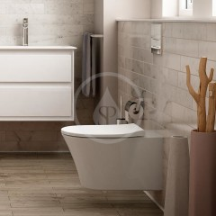 Ideal Standard WC sedátko softclose, bílá E036801
