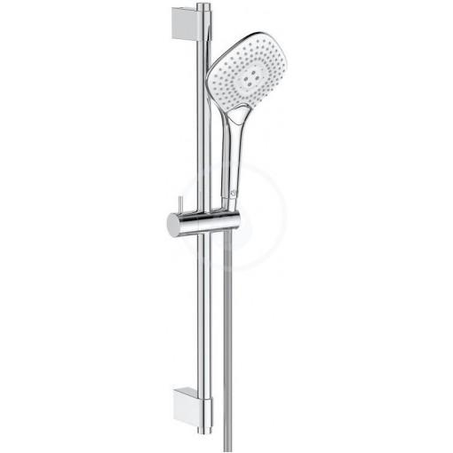 Ideal Standard Sprchová souprava Diamond, tyč 600 mm s ruční sprchou, 3 proudy, chrom B1762AA