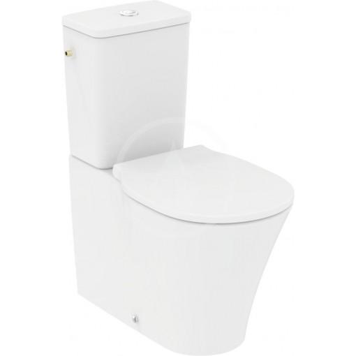 Ideal Standard WC kombi mísa, spodní/zadní odpad, AquaBlade, bílá E013701