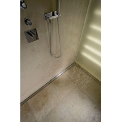 I-Drain ABS sprchový žlab s hydroizolací, délka 900 mm IDABS4M09001X1