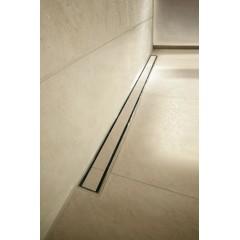 I-Drain Nerezový rošt pro sprchový žlab, pro vložení dlažby, délka 700 mm IDRO0700Y