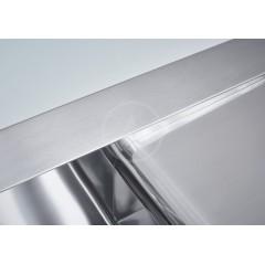 Grohe Dřez K1000 s automatickým odtokem, 1160x520 mm 31581SD0