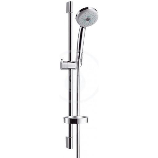 Hansgrohe Sada ruční sprchy Multi 3jet/nástěnné tyče Unica'C 0,65 m, chrom 27775000