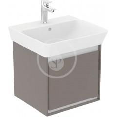 Ideal Standard Umyvadlo Cube 500x450x160 mm, s 1 otvorem pro baterii, bílá E030101