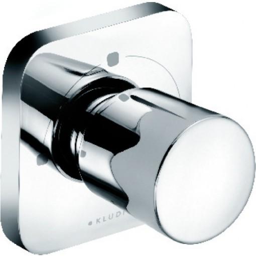Kludi Třícestný ventil pod omítku, chrom 498460575
