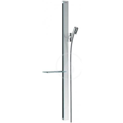Hansgrohe Sprchová tyč 900 mm, se sprchovou hadicí, chrom 27640000
