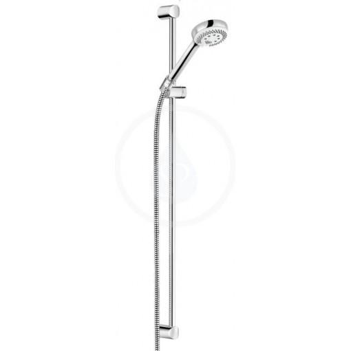 Kludi Sada sprchové hlavice, hadice a tyče 900 mm, 3 proudy, chrom 6839005-00