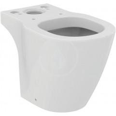 Ideal Standard WC kombi mísa do rohu, zadní odpad, bílá E118501