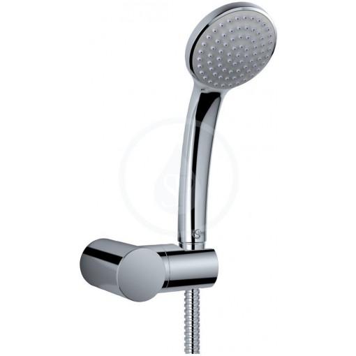 Ideal Standard Sprchová souprava S1 s ruční sprchou 80 mm, 1 proud, chrom B9506AA