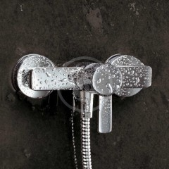 Kludi Páková sprchová baterie, chrom 388700575