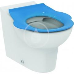 Ideal Standard WC dětské sedátko bez poklopu, modrá S454236