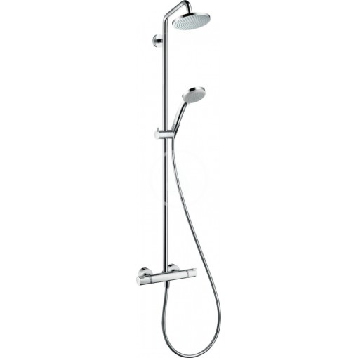 Hansgrohe Sprchový set s termostatem, 160 mm, 1 proud, chrom 27135000