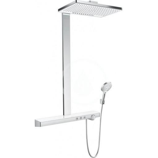 Hansgrohe Sprchový set Showerpipe 460 2jet, bílá/chrom 27028400