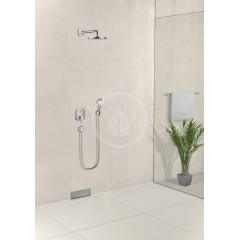 Hansgrohe Ruční sprcha, bílá/chrom 26331400