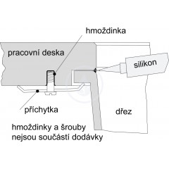 Franke Granitový dřez KBG 110-34, 367x460 mm, vanilka 125.0277.788