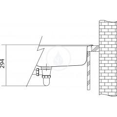 Franke Nerezový dřez GAX 611/7, 1000x500 mm 101.0120.145
