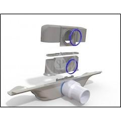 I-Drain Sítko na sifón pro sprchový žlab s odtokem 40 mm ID000004AM