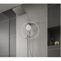 Ideal Standard Sprchová souprava Diamond 134, hadice s ruční sprchou, 3 proudy, chrom B2460AA