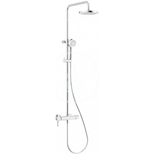 Kludi Sprchový set Dual Shower System s baterií, 200 mm, chrom 6808505-00