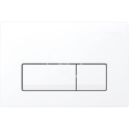 Geberit Ovládací tlačítko Delta51, alpská bílá 115.105.11.1 - výstavní vzorek