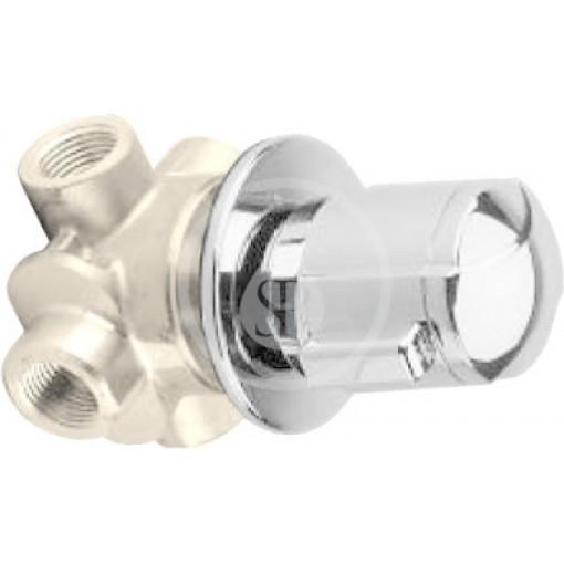 Ideal Standard Podomítkový díl 1 pro vícecestné ventily 4/3, neutrální A2391NU