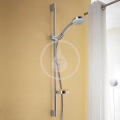 Hansgrohe Sprchový set s termostatem, 3 proudy, tyč 900 mm, chrom 27085000