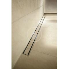 I-Drain Nerezový rošt pro sprchový žlab, pro vložení dlažby, délka 1000 mm IDRO1000Y