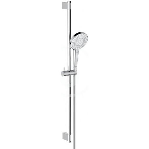 Ideal Standard Sprchová souprava Circle, tyč 900 mm s ruční sprchou, 3 proudy, chrom B1763AA