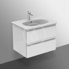 Ideal Standard Skříňka pod umyvadlo, 600x440x490 mm, lesklá bílá T0050OV