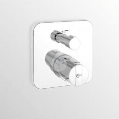Ideal Standard Termostatická vanová baterie pod omítku, chrom A5620AA