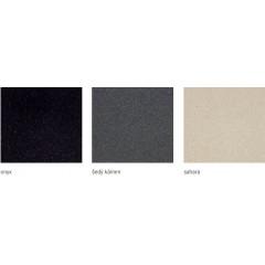 Franke Fragranitový dřez BSG 611-62, 620 x 435 mm, šedý kámen 114.0395.151