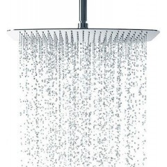 Ideal Standard Hlavová sprcha LUXE, 400x400 mm, nerezová ocel B0389MY