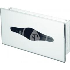 Ideal Standard Zápustný zásobník na papírové ubrousky, nerezová ocel A9133MY
