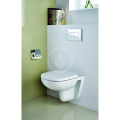 Ideal Standard WC sedátko softclose, 366x428x27 mm, bílá T679301