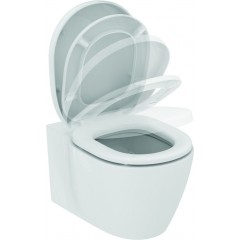Ideal Standard WC sedátko softclose, bílá E712701