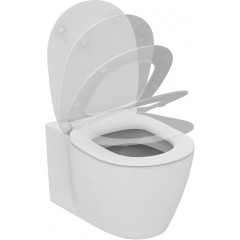 Ideal Standard Závěsné WC, 360x540x340 mm, s Ideal Plus, bílá E7718MA