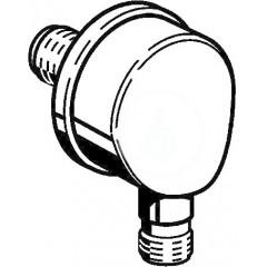 Hansa Nástěnné kolínko, chrom 52520100