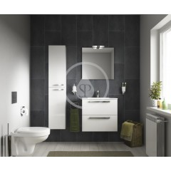 Ideal Standard Kartáč na WC, chrom N1396AA