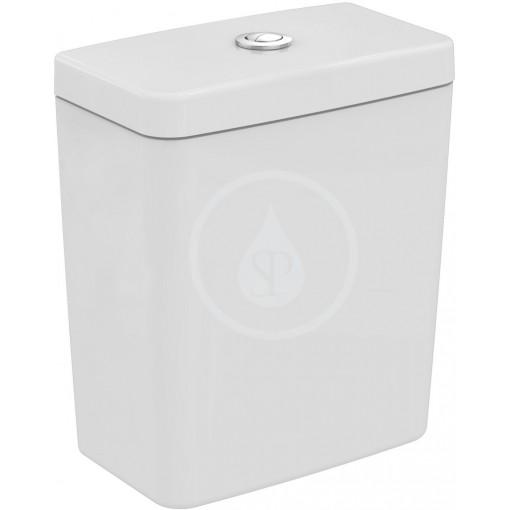 Ideal Standard Splachovací nadrž Cube, objem 6 litrů, bílá E797001