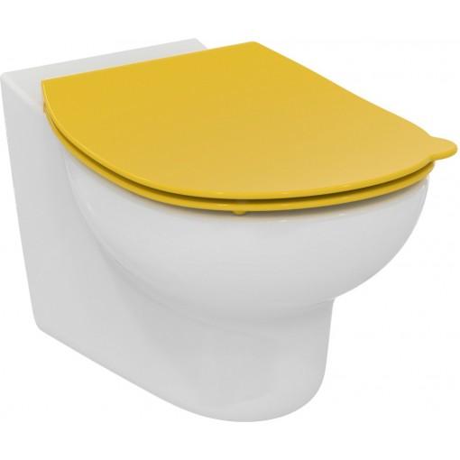 Ideal Standard WC sedátko dětské 7-11 let (S3128 a S3126), žlutá S453679