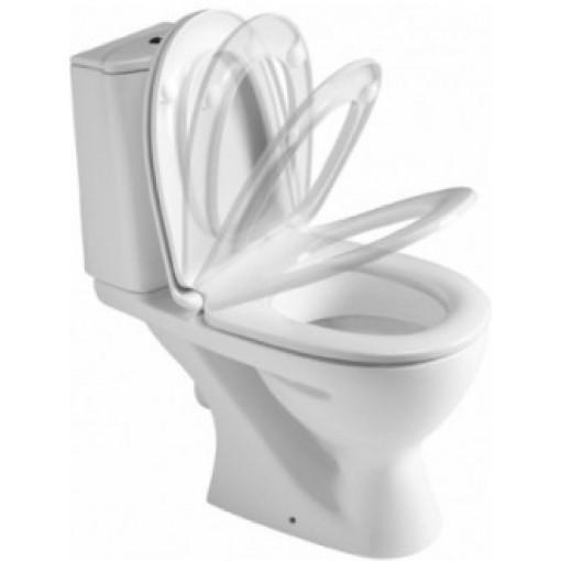 Ideal Standard WC sedátko Soft-close, bílá W301801