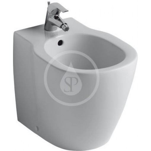 Ideal Standard Stojící bidet 545x360x285 mm, s Ideal Plus, bílá E7125MA