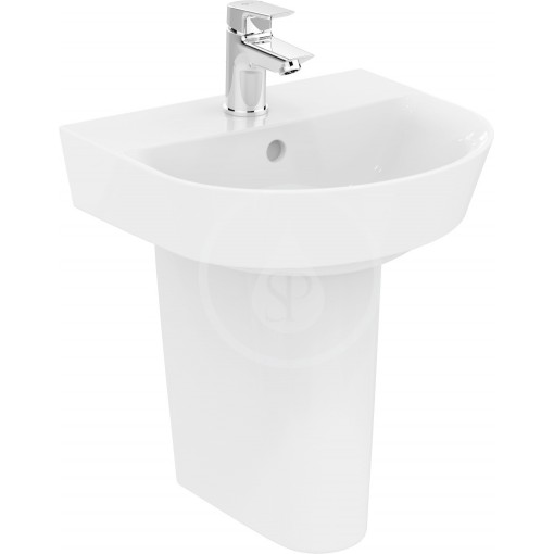 Ideal Standard Umývátko Arc, 400x350 mm, bílá E070101