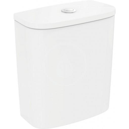 Ideal Standard Splachovací nádrž, 370x170 mm, spodní napouštění, bílá T282801