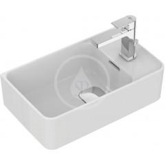Ideal Standard Umývátko 450x270 mm, otvor pro baterii vpravo, bílá T299401