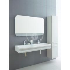 Ideal Standard Nábytkové dvojumyvadlo 1215x490x170 mm, bílá K087301